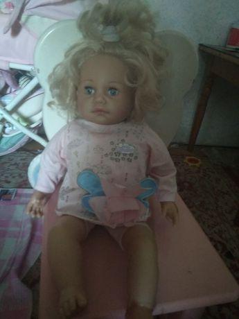 СРОЧНО Кукла Little Sunshine Zapf Creation, пульт, фея еще пришита