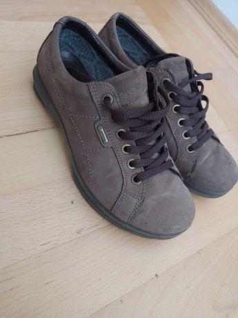 Buty skórzane IGI&CO goretex rozmiar 35