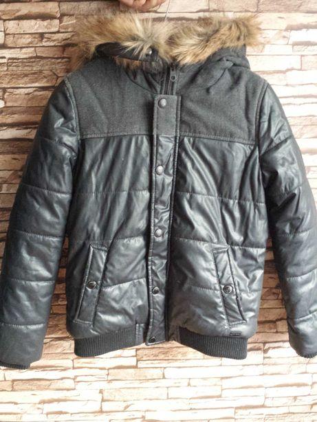 Zara kurtka zimowa 140