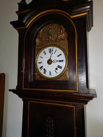 Relógio pé Alto antigo