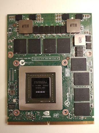 Karta graficzna Nvidia Quadro K4000M 4GB