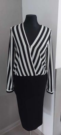 Sukienka H&M,  XS,  elegancka, sexi,