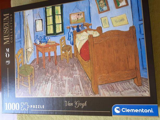 Puzzle Museum Collection Van Gogh c/novo