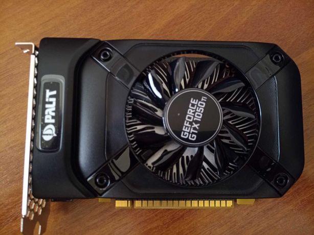 Palit GeForce GTX 1050 Ti StormX 4ГБ