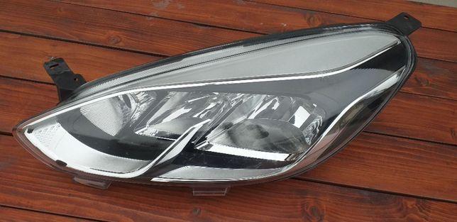 Ford Fiesta MK8 VIII Lampa Lewa Przednia Oryginal EU