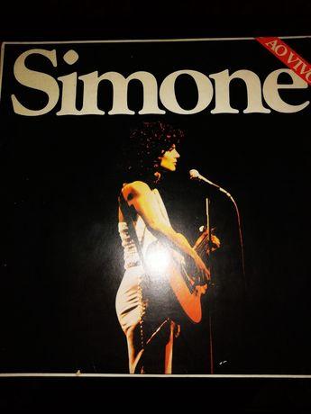 Simone ao Vivo LP vinil