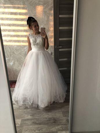 Свадебное платье 44 торг