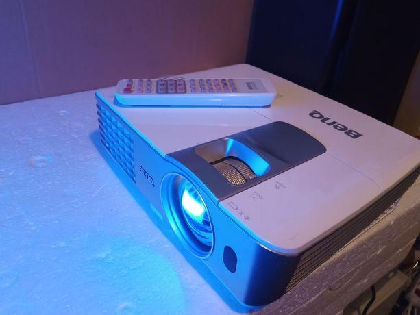 BENQ DLP W1080ST 3D FullHD +Pilot , Torba