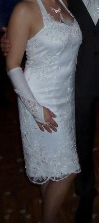 Piękna sukienka do ślubu,do ślubu cywilnego