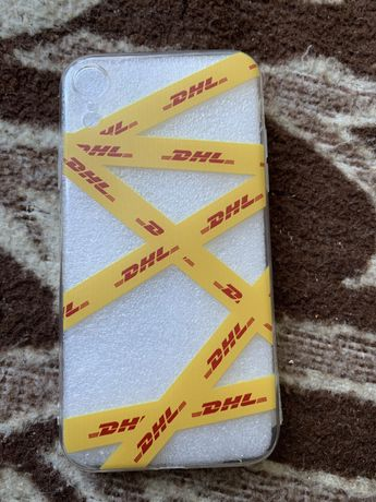 Pokrowiec etui DHL iphone Xr