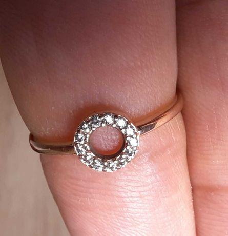 Золота каблучка. Золотое кольцо 1г. 585