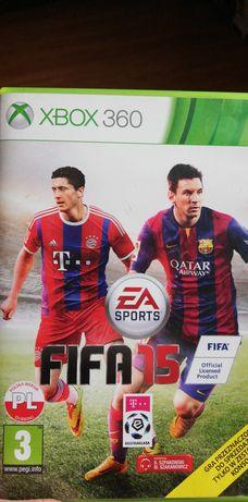 Gra FIFA 15 xbox 360