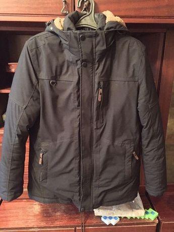 Зимняя куртка реально тёплая! Дёшево!