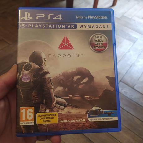 Farpoint PS4 VR po polsku (wystarczą google i pad do grania)