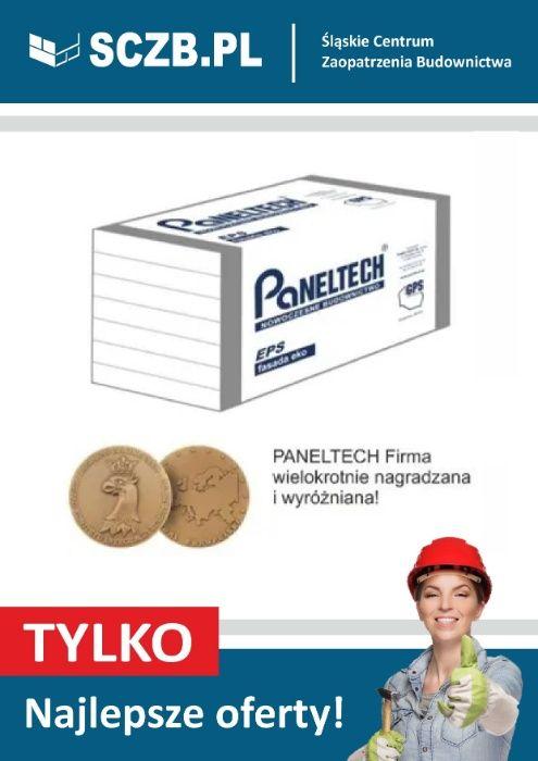Styropian Paneltech Fasadowy podłogowy grafitowy 033 038 eps80 eps100