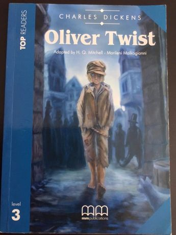Oliver Twist level 3 z CD