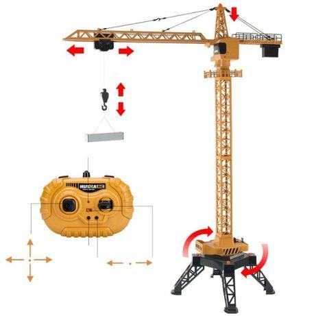 deAO RC 12-kanałowa konstrukcja żurawia wieżowego Sterowanie radiowe M