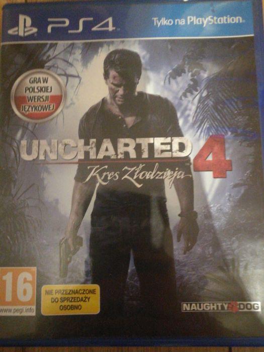 Uncharted 4 Kres Złodzieja PS4 Przemyśl - image 1