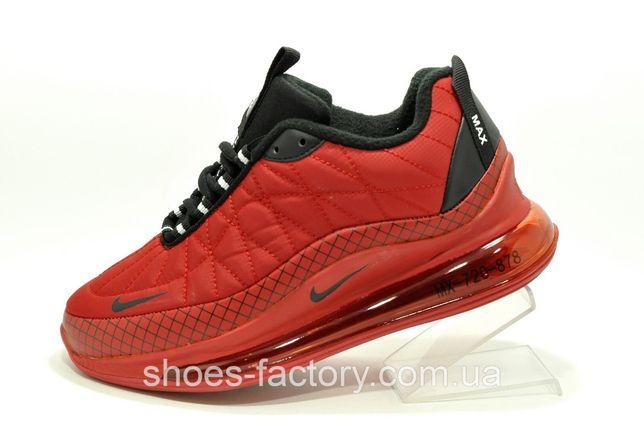Зимние кроссовки унисекс Nike Air Max 720, Красный, купить