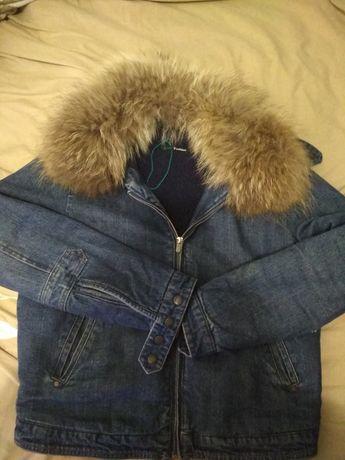 Куртка -зима котоновая