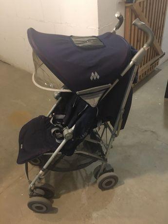 Wózek Maclaren spacerówka parasolka