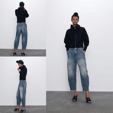 Джинсы Zara слоучи , оригинал! В наличии более 70 моделей, р. ХS-XXL