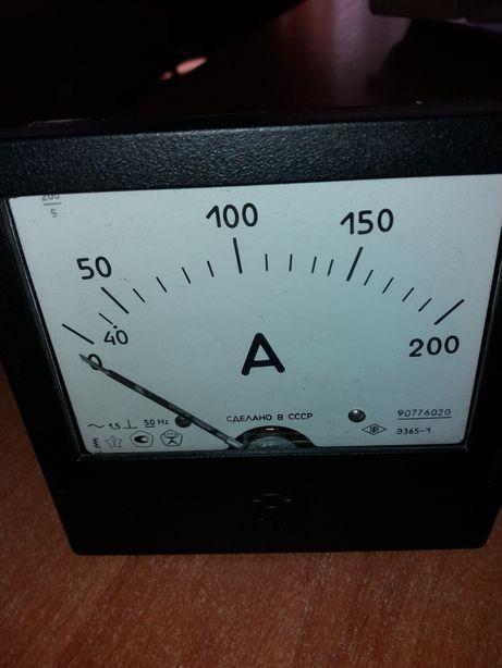 Амперметр Є-365