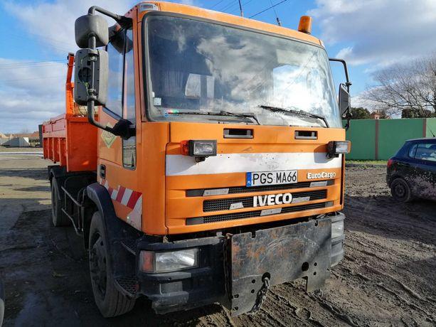 Iveco Eurocargo 130.E180 wywrotka