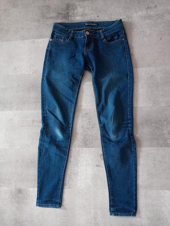 Spodnie ciemny jeans M 38