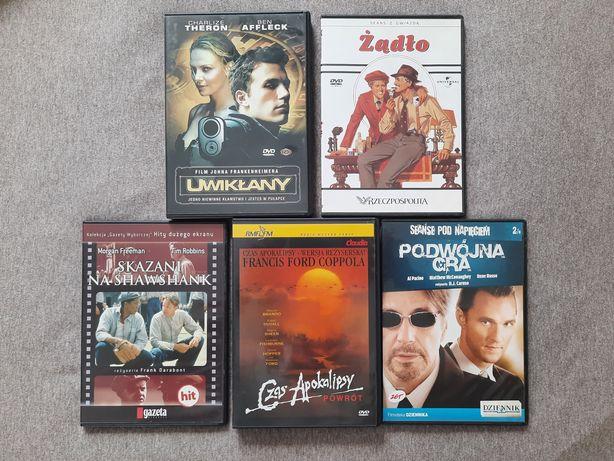 Zestaw 5 filmów DVD Klasyka kina