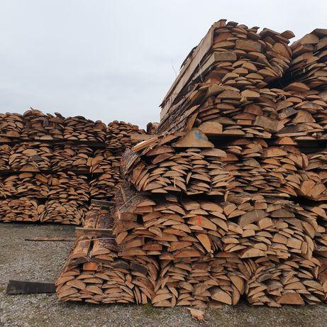 Drewno drzewo opałowe Zrzyny Obrzyny