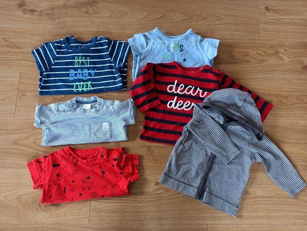 T-shirty, rampersy, bluzka, bluza 68