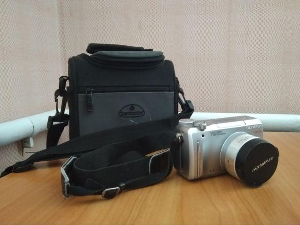 Фотоаппарат Olympus Camedia c-765 Ultra Zoom + СУМКА