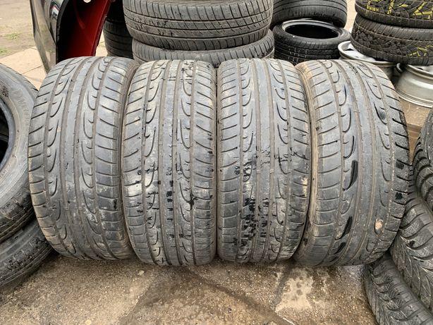 """4szt komplet Dunlop SP Sport Maxx 215/45R17 87v """"4210"""" LATO"""