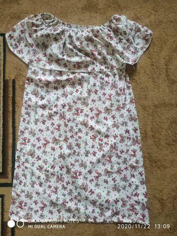 Летнее платье, сарафан на рост 152-164
