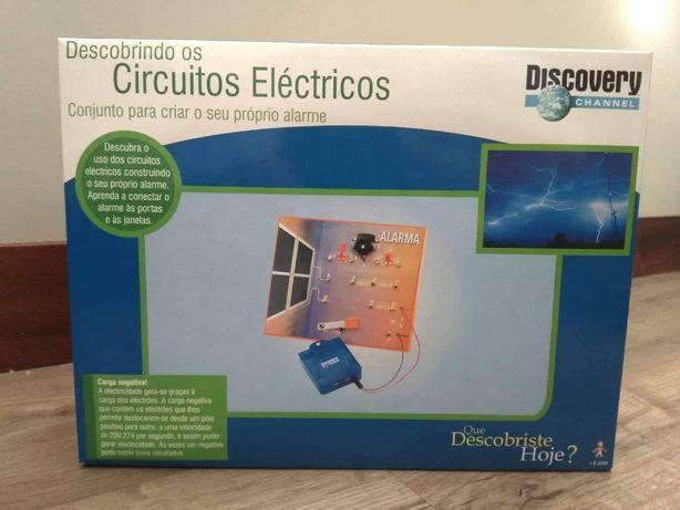 Descobrindo os circuitos elétricos - Discovery
