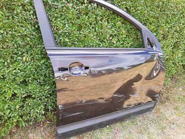 Drzwi prawe przód Nissan Qashqai