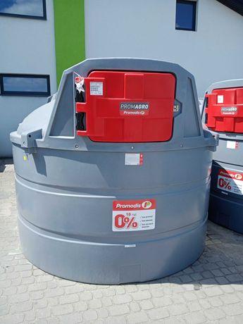 Zbiornik do paliw z dystrybutorem 5000L - CPN - PROMAGRO - HIT