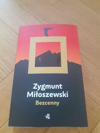 Bezcenny. Zygmunt Miłoszewski