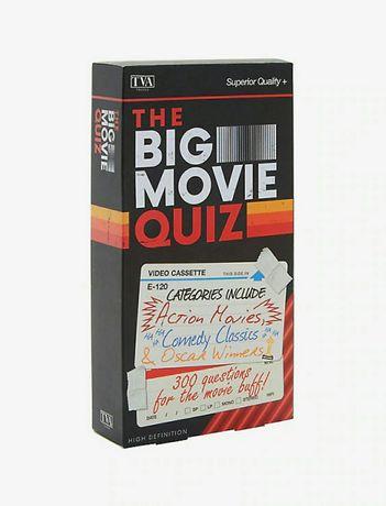 Настольная Игра The Big Movie Quiz для знатоков фильмов на английском