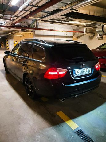 BMW E91 320D 163KM 2006rok.