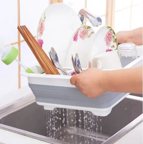 Складная универсальная сушилка для посуды, продуктов, сушка, органайзе