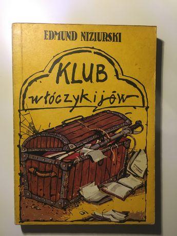 """Edmund Niziurski """"Klub włóczykijów"""""""