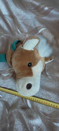 Коник, конячка на палиці, коник стрибунець, лошадка