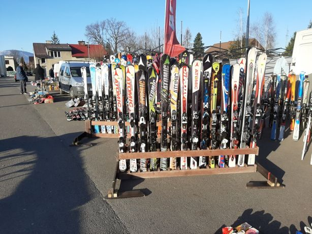 Narty snowboardy buty