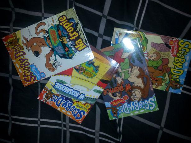 Bajka Scooby Doo 4 części