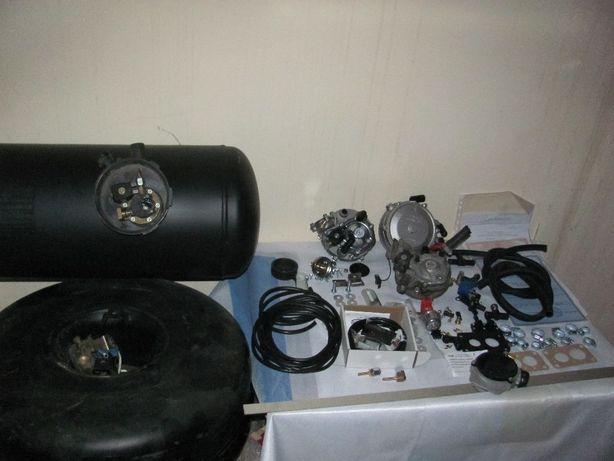 Комплект ГБО Италия 2250 (с баллоном) газове газ