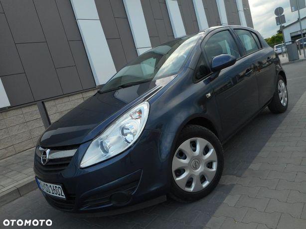 Opel Corsa 1,2 16v Z Niemiec, Zadbany, Idealny, Niski Przebieg