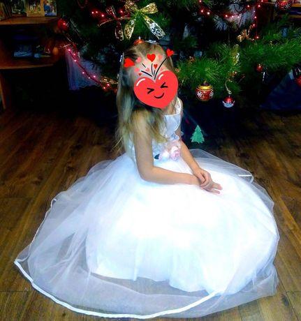 Платье для выпускного детского сада или праздника