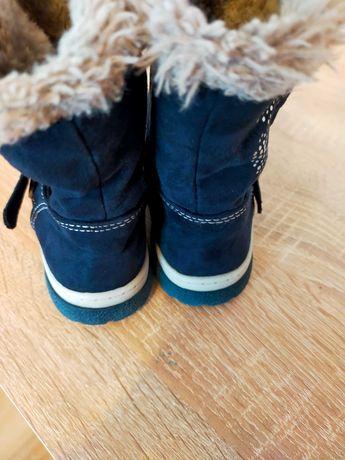 Buty kozaki dla dzieci